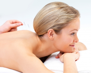 Acupuncture service at Womens Health Physiotherapy, Warrington